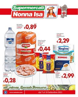 Catalogo Supermercati Nonna Isa ( Per altri 2 giorni)