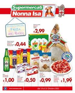 Catalogo Supermercati Nonna Isa ( Pubblicato ieri)