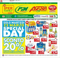 Catalogo Supermercati Agorà ( Scaduto )