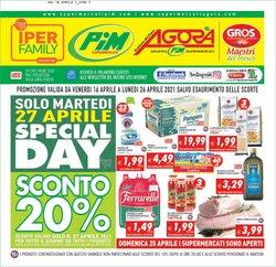 Catalogo Supermercati Agorà ( Pubblicato ieri )