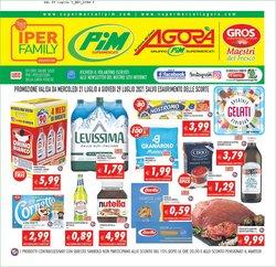 Offerte di Supermercati Agorà nella volantino di Supermercati Agorà ( Per altri 5 giorni)