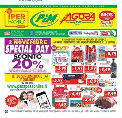 Catalogo Supermercati Agorà ( Pubblicato oggi)
