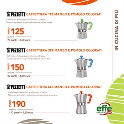 Offerte di Caffettiera a Supermercati EffePiù