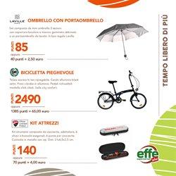 Offerte di Bicicletta pieghevole a Supermercati EffePiù