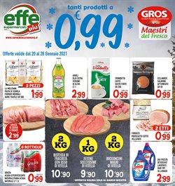 Offerte di profumo nella volantino di Supermercati EffePiù ( Per altri 5 giorni)