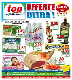 Catalogo Top Supermercati a Roma ( Scaduto )