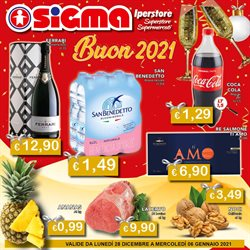 Catalogo Iper Sigma a Messina ( Scaduto )