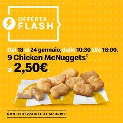 Catalogo McDonald's ( 2  gg pubblicati )