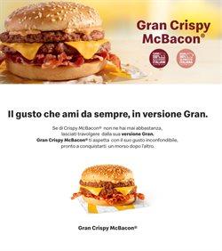 Offerte di Pancetta a McDonald's