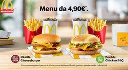 Catalogo McDonald's ( Per altri 4 giorni)