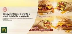 Offerte di McDonald's nella volantino di McDonald's ( Per altri 11 giorni)