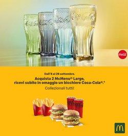 Offerte di Ristoranti nella volantino di McDonald's ( Per altri 14 giorni)