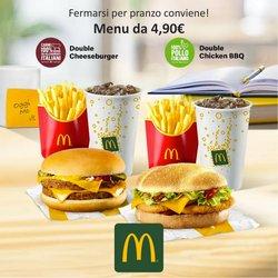 Offerte di Ristoranti nella volantino di McDonald's ( Per altri 26 giorni)