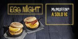 Offerte Caffetterie, ristoranti e pizzerie nella volantino di McDonald's a Potenza