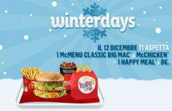 Offerte Caffetterie, ristoranti e pizzerie nella volantino di McDonald's a Terni