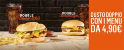 Offerte Caffetterie, ristoranti e pizzerie nella volantino di McDonald's a Vicenza