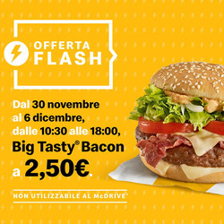 Coupon McDonald's a Salerno ( Scade domani )