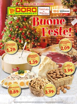 Catalogo Doro Supermercati a Cinisello Balsamo ( Scaduto )