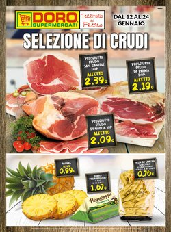 Catalogo Doro Supermercati a Cinisello Balsamo ( Scade domani )