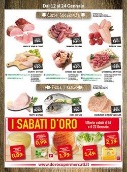 Offerte di Carne di manzo a Doro Supermercati