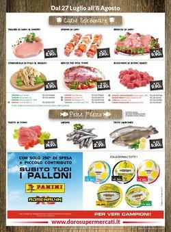 Catalogo Doro Supermercati ( Pubblicato ieri)