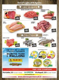 Catalogo Doro Supermercati ( Per altri 7 giorni)