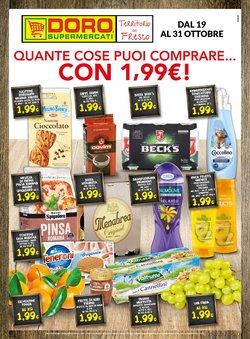 Catalogo Doro Supermercati ( Per altri 9 giorni)