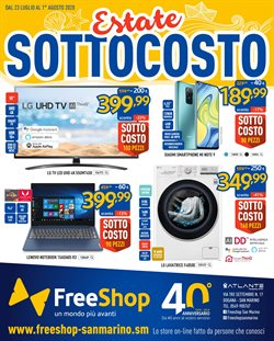 Catalogo FreeShop ( Scaduto )
