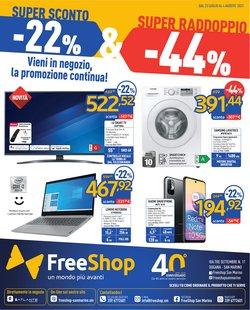 Offerte di FreeShop nella volantino di FreeShop ( Per altri 7 giorni)