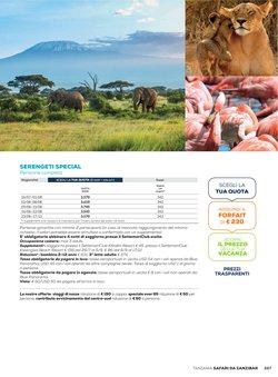 Offerte di Safari a Settemari