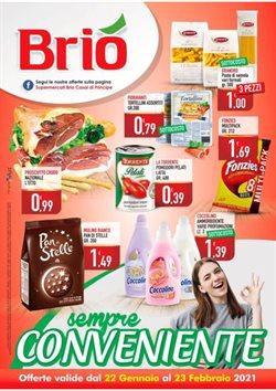 Offerte di Passata di pomodoro a Supermercati Briò