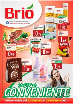 Offerte di Prosciutto a Supermercati Briò