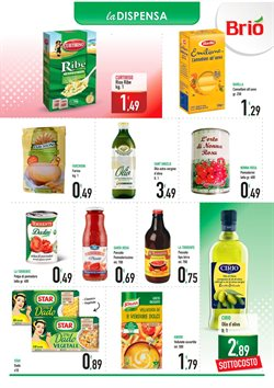 Offerte di Cannelloni a Supermercati Briò