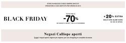 Coupon Calliope a Roma ( Per altri 2 giorni )