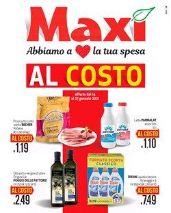 Catalogo Maxi Superstore a Casale sul Sile ( 2  gg pubblicati )