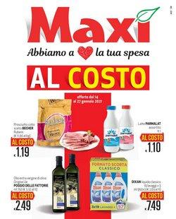 Catalogo Maxi Supermercati a Treviso ( Per altri 9 giorni )