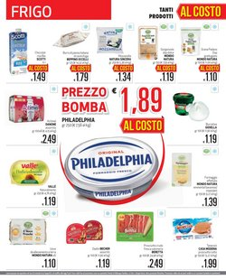 Offerte di Formaggio fresco a Maxi Supermercati