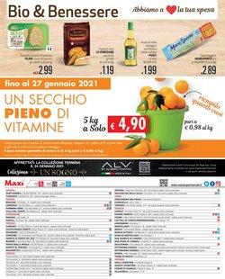 Offerte di Petto di pollo a Maxi Supermercati