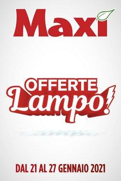 Catalogo Maxi Supermercati a Vicenza ( 2  gg pubblicati )