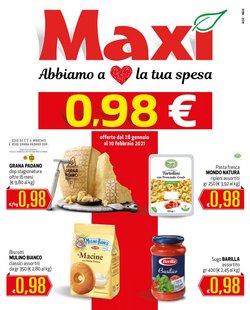 Offerte di Barilla a Maxi Supermercati