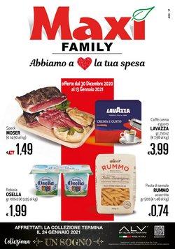 Catalogo Maxi Family a Treviso ( Scaduto )