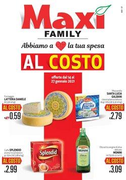 Catalogo Maxi Family a Treviso ( Per altri 3 giorni )