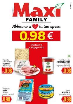 Offerte di Maxi Family nella volantino di Maxi Family ( Per altri 6 giorni)