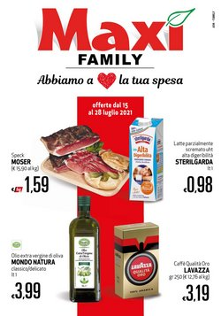 Catalogo Maxi Family ( Scade domani)