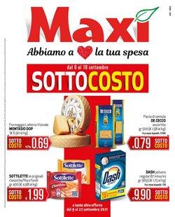 Offerte di Maxi Family nella volantino di Maxi Family ( Per altri 3 giorni)