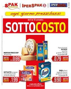 Offerte di Spak Supermercati nella volantino di Spak Supermercati ( Per altri 3 giorni)