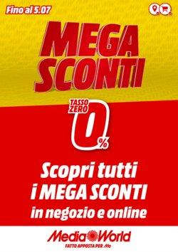 Offerte Tutto per la casa e Arredamento nella volantino di MediaWorld a Monza ( Scade domani )
