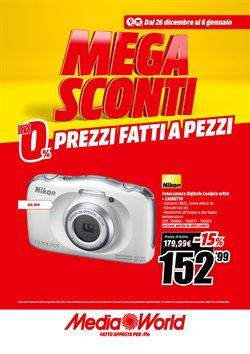 Catalogo MediaWorld ( Scaduto )