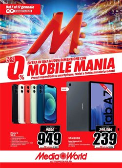 Offerte di Tablet a MediaWorld