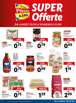 Offerte di Ketchup a Lidl